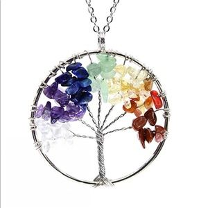 Jewelry - Beautiful handcraft Tree Necklace